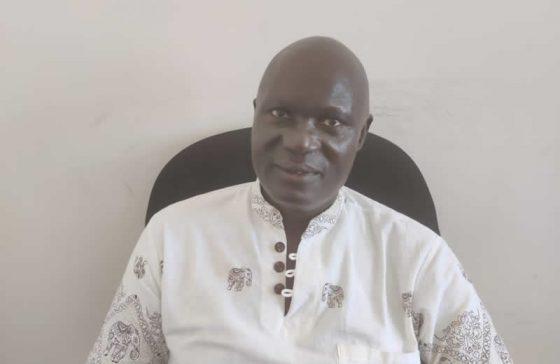 Prof. B. Ganda, Dean school of Medicine