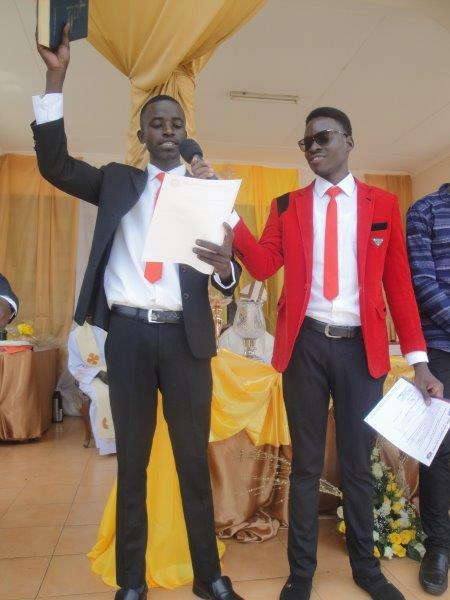 Uzima Student Leaders