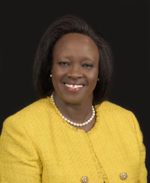 Mrs.Rosemary Mkok - member
