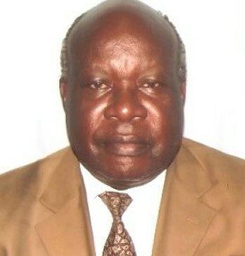Prof. J. Jaguga - h.o.d Reproductive Health