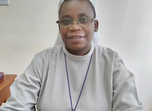 Sr. Josephine Awino (smk), hod Health Records & Information Management